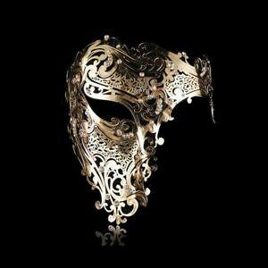 Maske Cosplay Karneval Silvester Venedig Mittelalter Strass sehr schön