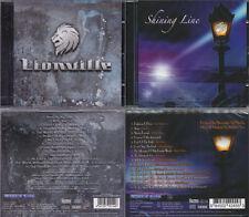 2 CDs, Lionville - ST (2011,debut+3 bonus tracks) + Shining Line, Mega AOR