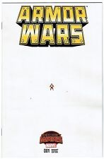ARMOR WARS #1 FERRY ANT SIZED 1:15 INCENTIVE VARIANT COVER