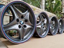 "BMW Style 40 Wheels m-tech 17"" z3 m coupe E32 E24 E28 E39 m3 m5 m6 alpina bbs"