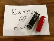 CHANEL ROUGE ALLURE VELVET Luminous Matte Lip Colour N°5 Red Tube Limited