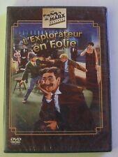 DVD L'EXPLORATEUR EN FOLIE - THE MARX BROTHERS - NEUF