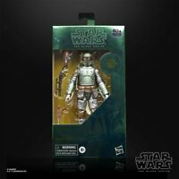 IN STOCK! Star Wars The Black Series Carbonized Boba Fett 6-Inch Action Figure