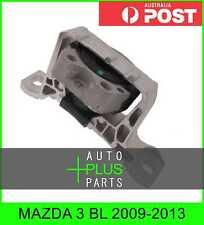 Fits MAZDA 3 BL 2009-2013 - Right Hand Rh Engine Mount Hydraulic