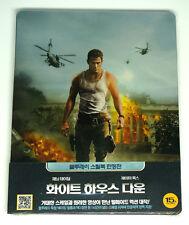 White House Down (Blu-ray) STEELBOOK / Region Free