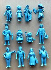 12 Rare Complete Set ✱ MARCO ✱ Dunkin Figures Premium kaugummi figuren 1980