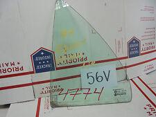 94 95 96 97 98 Galant Rear Driver Vent glass Window rear door Small 56V