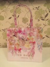 Bnip Brand New TED BAKER PALE PINK LARGE HANGING GARDENS ICON BAG Shopper Bag