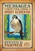 Messages From Your Animal Spirit Guides Cards (Oracle Cards), Very Good Conditio