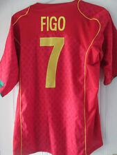 Portugal 2004-2006 Figo 7 Home Football Shirt Talla Xl / 35534