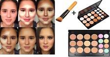 Professionnel Cache-cernes et Contour Palette Maquillage vers le haut + Brosse