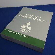 2011 Mitsubishi Eclipse/Eclipse Spyder Electrical Service Manual OEM