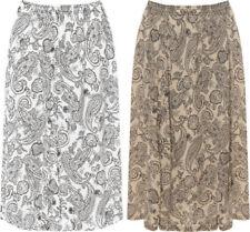 Viscose Summer/Beach Paisley Clothing for Women