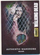 Walking Dead Season 4 Part 1 Authentic Wardrobe Card M-05 Walker