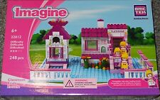 Classroom Imagine BricTek Building Block Construcrtion Toy Brick Girl School