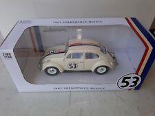 Lucky Volkswagen Beetle 1967 HERBIE #53 Walt Disney 1/24
