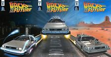 BACK TO THE FUTURE #6, 7 & 8 IDW Variant ~Vault Collectibles Exclusive 1st Print