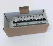 WYLEX 6a MCB 6ka B TYPE 230V NSB06 BOX OF TEN TO CLEAR