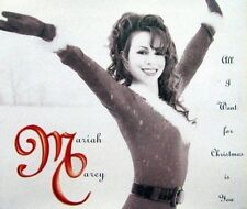 Mariah Carey All I want for christmas is you (1994, #6609442) [Maxi-CD]