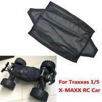 Para Traxxas 1/5 X-MAXX RC Crawler Dust Cover Chassis Dirt Guard Full Protection