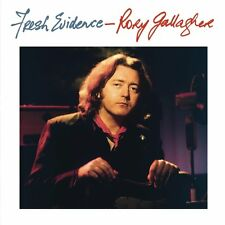 RORY GALLAGHER FRESH EVIDENCE CD (March 16th 2018)