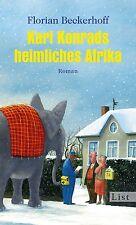 Buch Karl Konrads heimliches Afrika Florian Beckerhoff