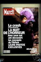 PARIS MATCH Airbus Lyon/Strasbourg Marsh Cesar Marceau
