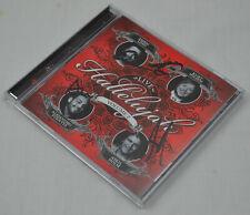 SIGNED Hallelujah Volume 2 LIVE CD Kurt Nilsen Espen Lind A Fuentes Askil Holm