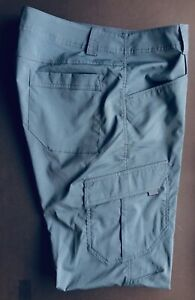 Columbia Sportswear | Silver Ridge Cargo Stretch Pants | Mystery | 34w 30i MINT