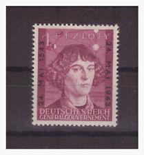 010038 GG 1943 400. Todestag von Nikolaus Kopernikus MNR 104 **/ postfrisch