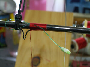 Fishy Thread Puller - Rod Building - Guide Replacing – Rod Wrapping