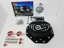 aFe Power Rear Differential Cover Machined Fins Corporate 9.25-12 Bolt Axles