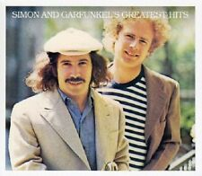 Simon And Garfunkel Greatest Hits CD NEW SEALED Bridge Over Troubled Water+
