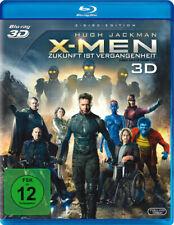 X-Men Zukunft ist Vergangenheit [3D Blu-ray] [Blu-ray] gebr. gut