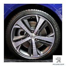 Genuine Peugeot 308 18inch Alloy Wheel Rim - 2013-2016 - 98062532XS