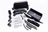 Process West Verticooler Kit (suits Subaru 15-16 VA WRX) - Black