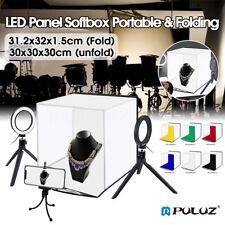 30cm Portable Light Camera Photo Studio Photography Lighting Tent Kit Mini Box