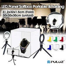 30cm Portable Light Camera Photo Studio Photography Lighting Tent Kit
