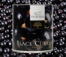 BLACK CURRANT WINE BASE VINTNERS HARVEST SUPERFRUIT CANNED FRUIT #10 CAN KIT ING