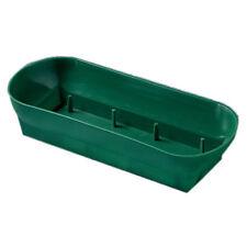 Syndicate Sales Dark Green Centerpiece Design Bowl #78
