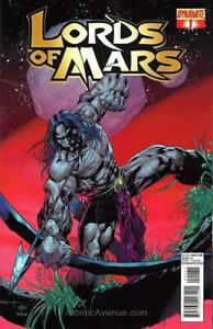 Lords of Mars (Vol. 1) #1C VF/NM; Dynamite | save on shipping - details inside