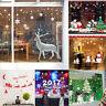 Christmas Removable Vinyl Wall Window Sticker Decal Marry Christmas Xmas Decor