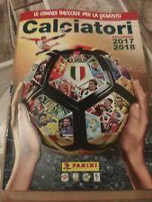 Evado mancoliste figurine calciatori Panini Campionato 2017/2018 Nuove