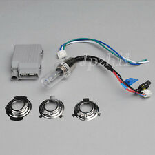 35W Motorcycle Bike Head light HID Kit Slim Ballast Bi-Xenon H6 4300K Hi/Lo #C03