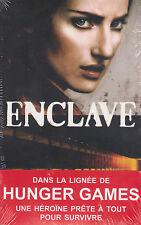 ENCLAVE tome 1 Ann Aguirre roman  livre fantastique