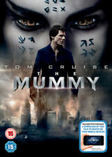 Tom Cruise The Mummy (2017 film) DVDs