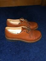 NORDSTROM SAMUEL HUBBARD 'Free Plain Toe Derby' Leather Dress Casual Shoe 7 M