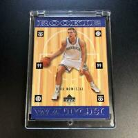 DIRK NOWITZKI 1998 UPPER DECK #320 ROOKIE WATCH RC DALLAS MAVERICKS NBA