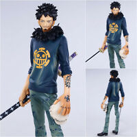 One Piece Trafalgar Law Anime Manga Figuren Figure Figur Set H:28cm Neu