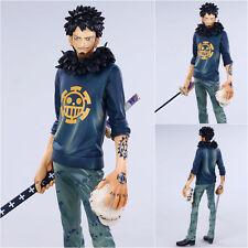 One Piece Trafalgar Law Anime Manga Figuren Set H:28cm Neu